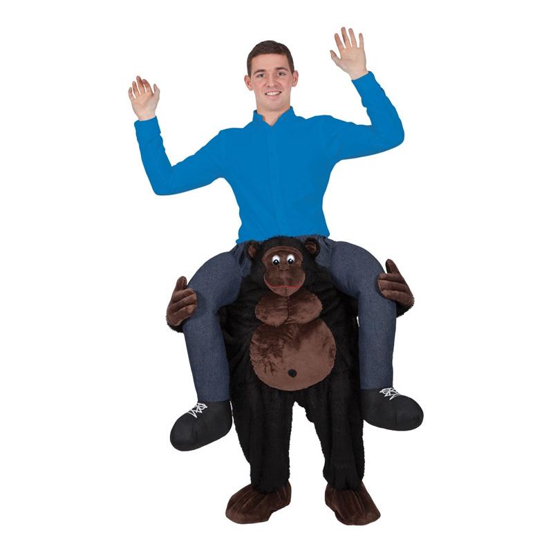 Maskeradkläder Vuxna - Carry Me Gorilla  - One size