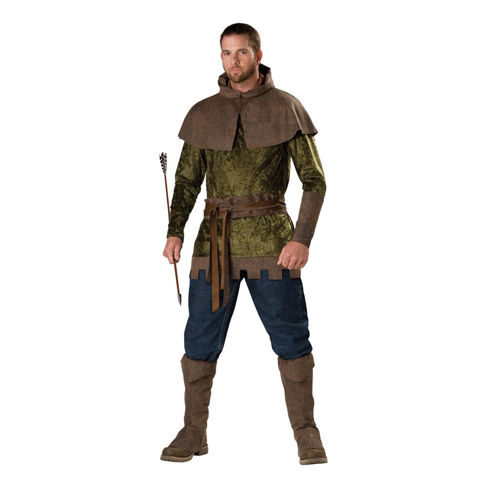 Robin Hood av Nottingham Maskeraddräkt - Medium