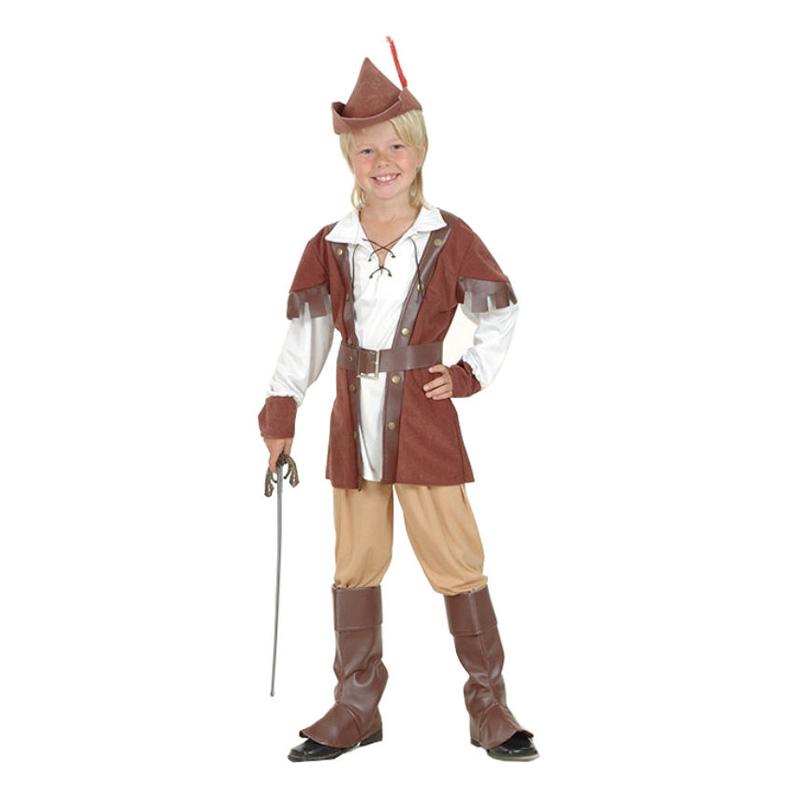 Robin Hood Barn Maskeraddräkt - Small