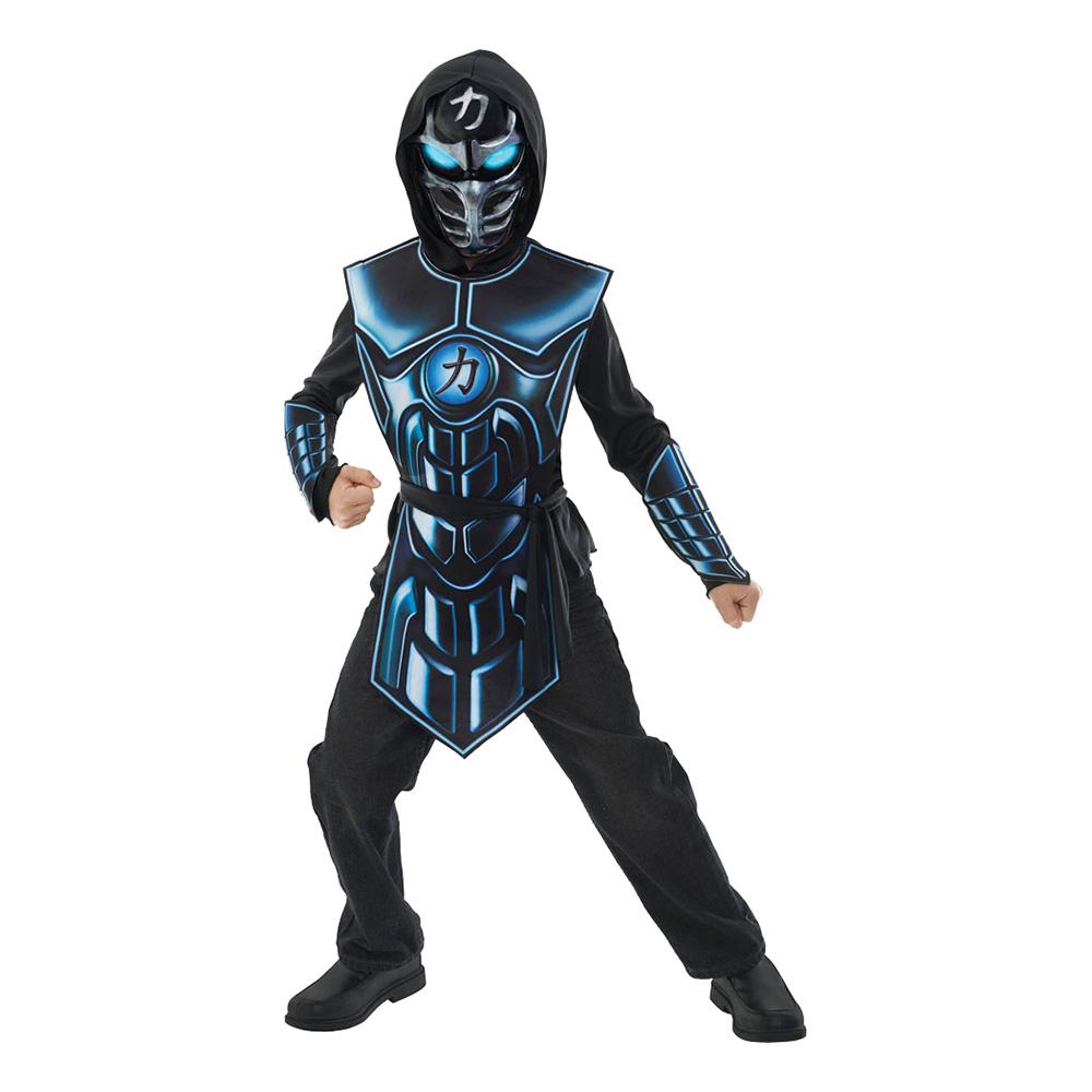 Robot Ninja Barn Maskeraddräkt - Medium