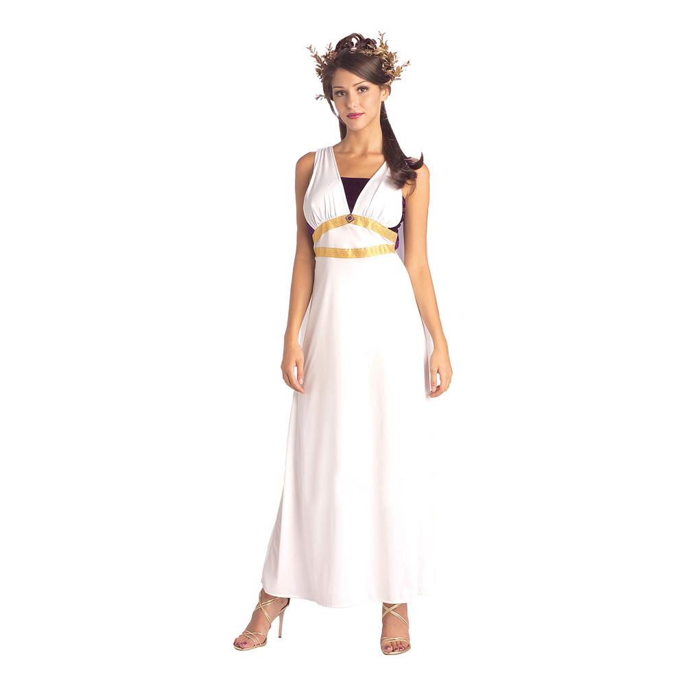 Romersk Gudinna Maskeraddräkt - One size
