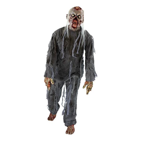 Ruttnad Zombie Maskeraddräkt - One size