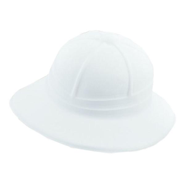 Safarihatt Vit - One size
