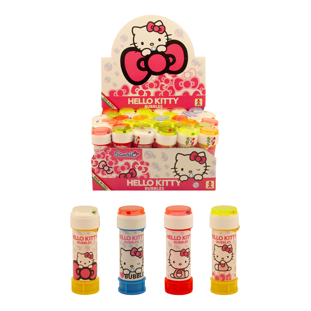 Såpbubblor Hello Kitty - 36-pack