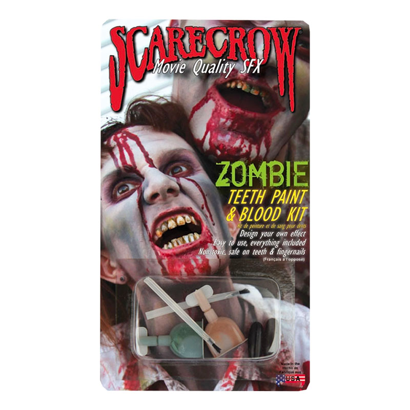 Scarecrow Zombie Tandkit