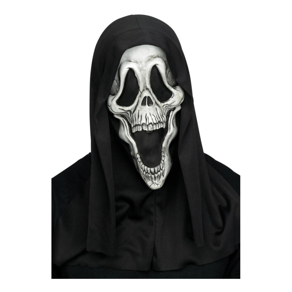 Scary Dödskalle Mask - One size