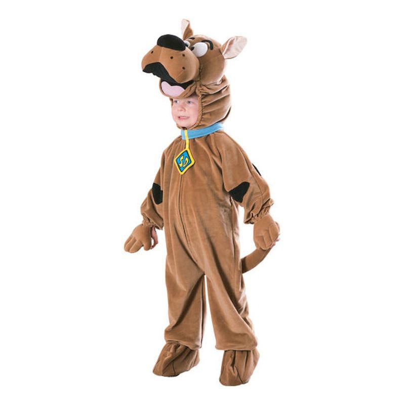 Scooby-Doo Barn Maskeraddräkt - Small