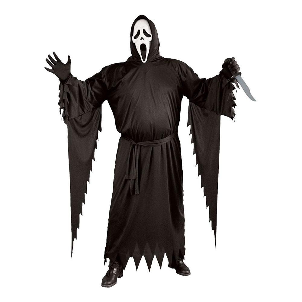 Scream Plus-size Maskeraddräkt - Plus size