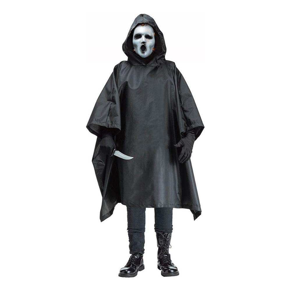 Scream TV-Serie Maskeraddräkt - One size
