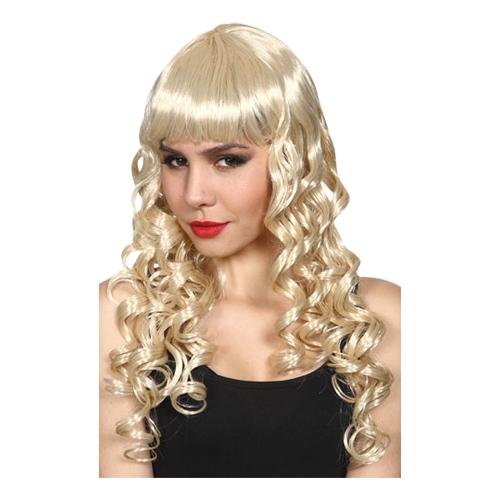 Seductress Blond Peruk - One size