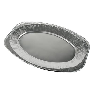 Serveringsfat Aluminium Oval - 10-pack