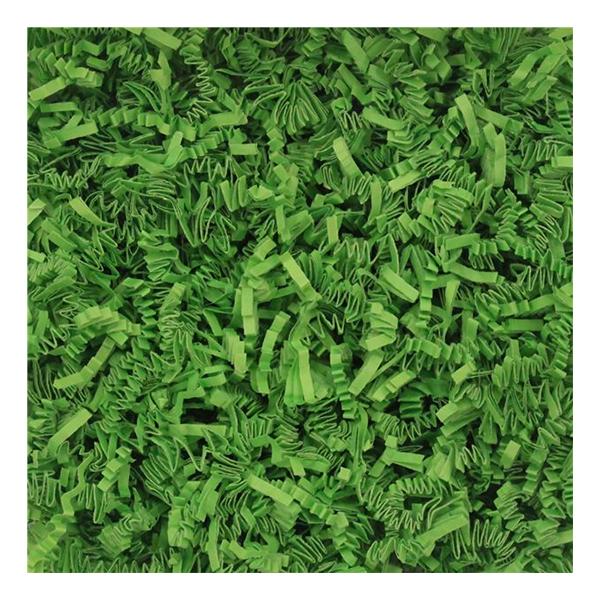 Silkespapper Limegrön Strimlad - 56 gram
