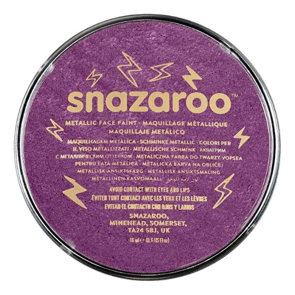 Snazaroo Ansiktsfärg Metallic - Lila