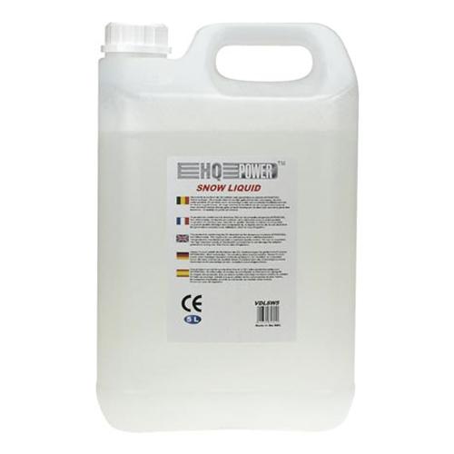 Snövätska till Snömaskin - 5 liter