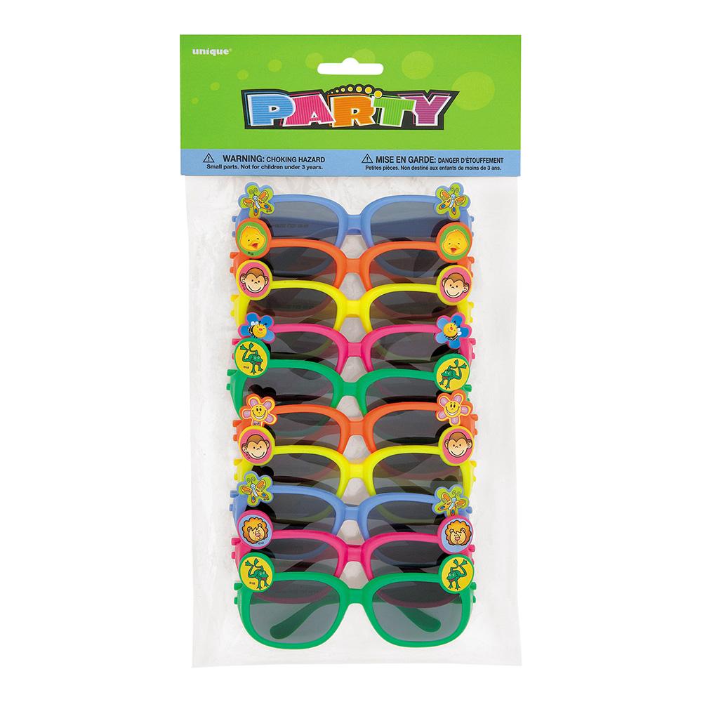 Solglasögon Barn Barnkalas - 10-pack
