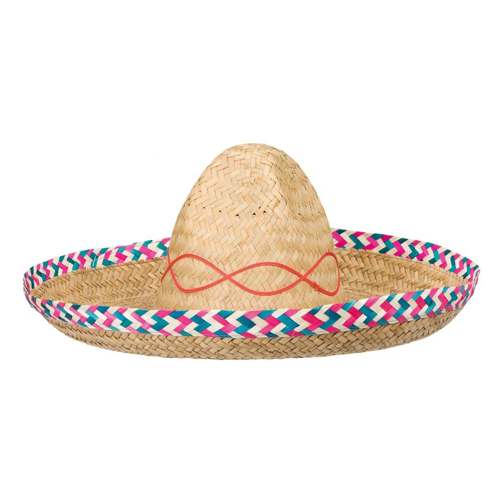 Sombrerohatt - One size