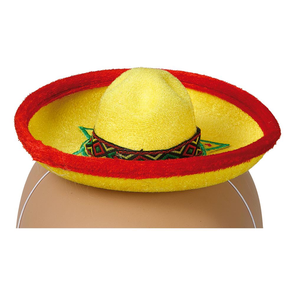 Sombrerohatt Mini - One size
