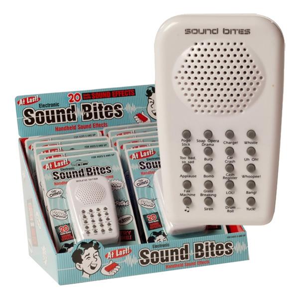 Sound Bites Ljudmaskin thumbnail