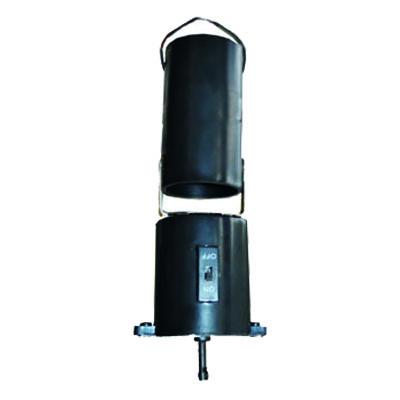 Spegelbollsmotor Batteridriven