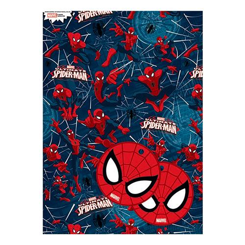 Spider Man Presentpapper