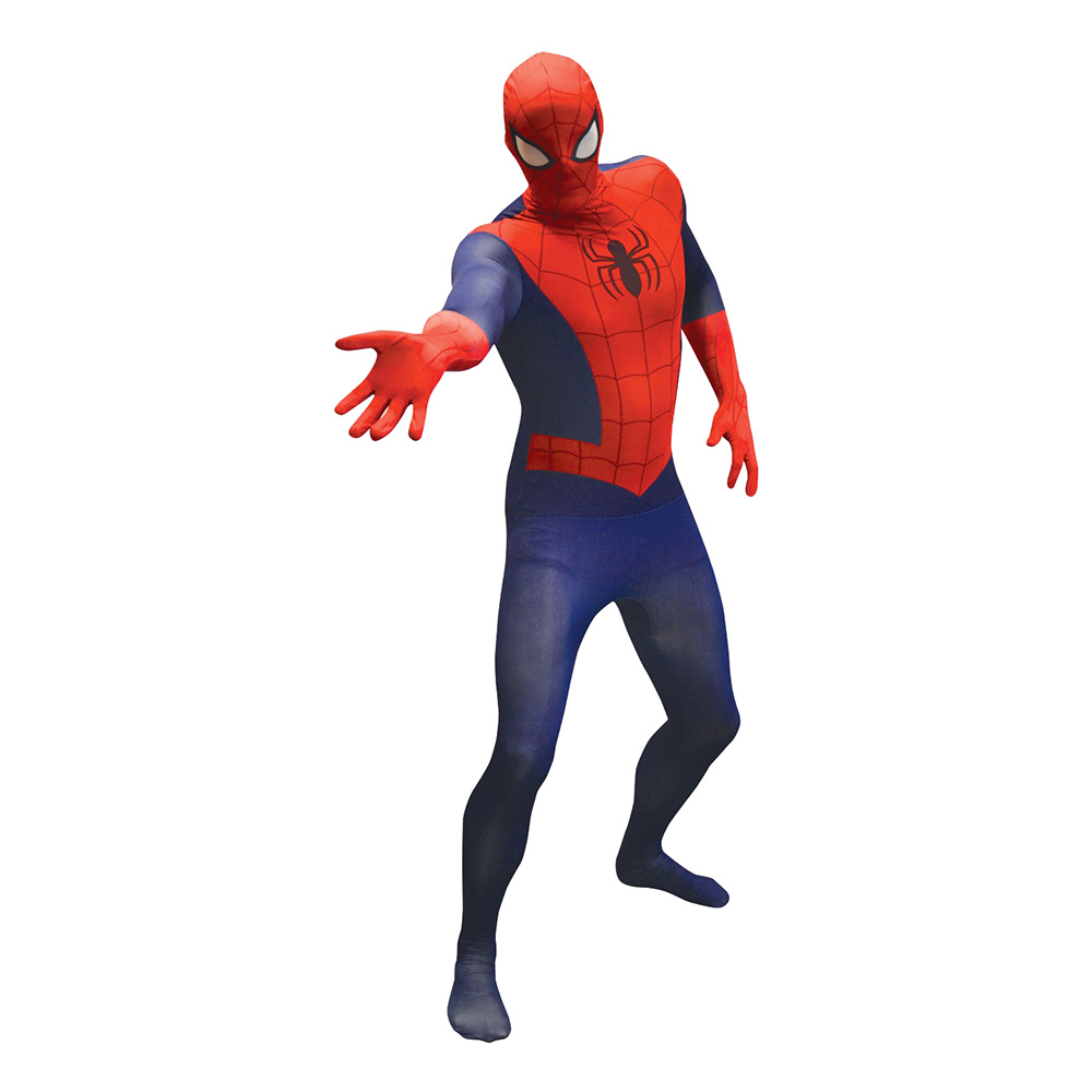 Spiderman Budget Morphsuit - Medium