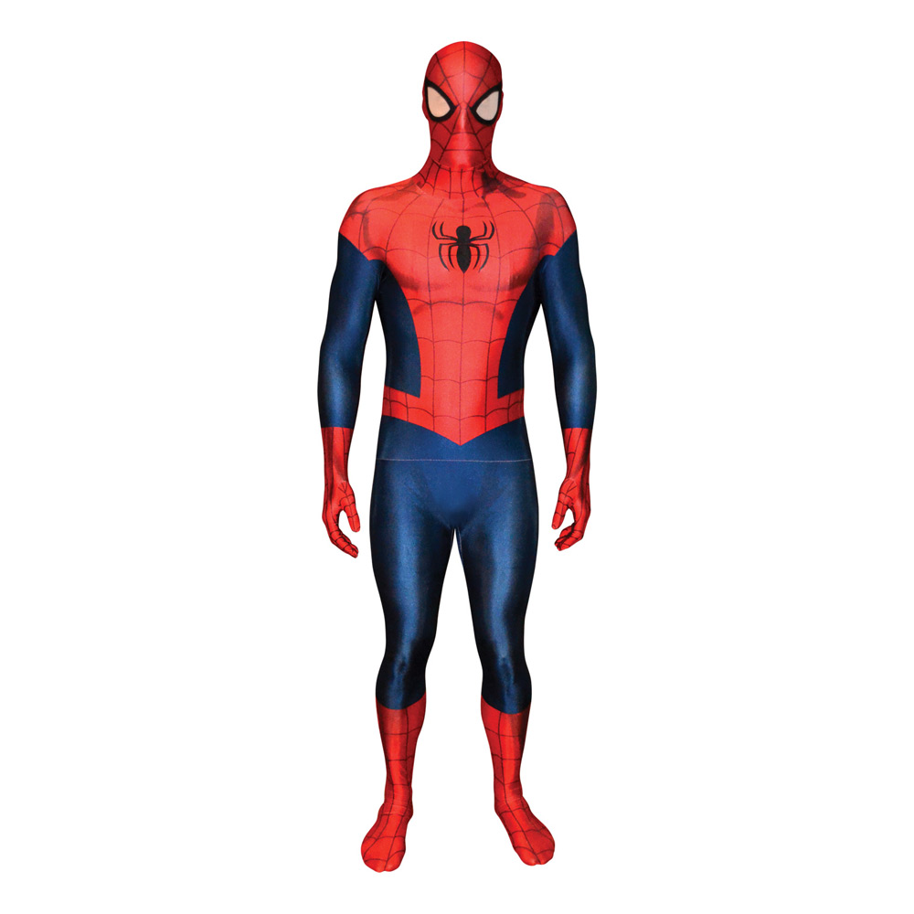 Spiderman Morphsuit - Large