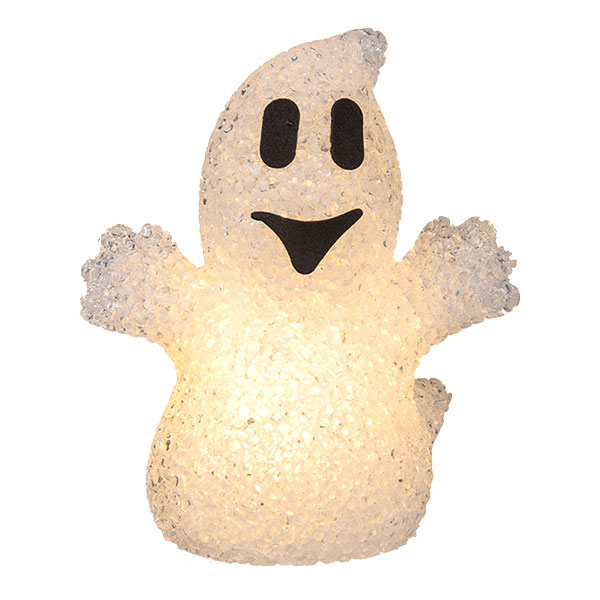 Spöke med LED-belysning