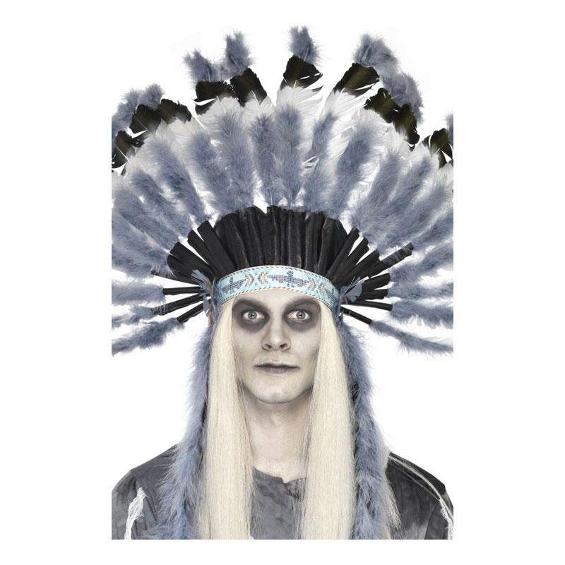 Spöklik Indianskrud - One size