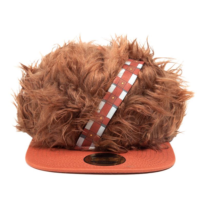 Star Wars Chewbacca Snapback Keps - One size