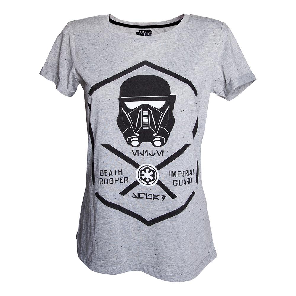 Star Wars Death Trooper Dam T-shirt - X-Large