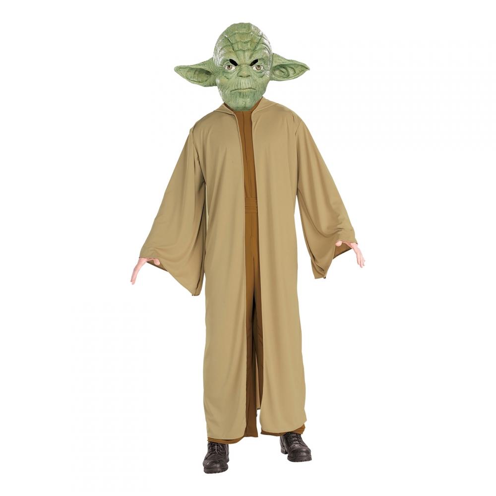 Yoda Maskeraddräkt - Standard