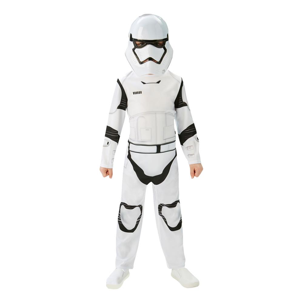 Stormtrooper TFA Barn Maskeraddräkt - Medium