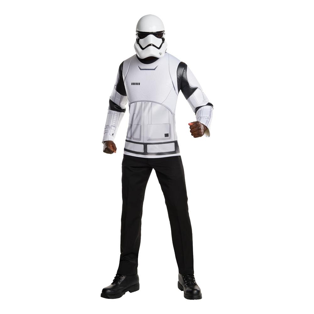 Stormtrooper TFA Tröja och Mask - Standard