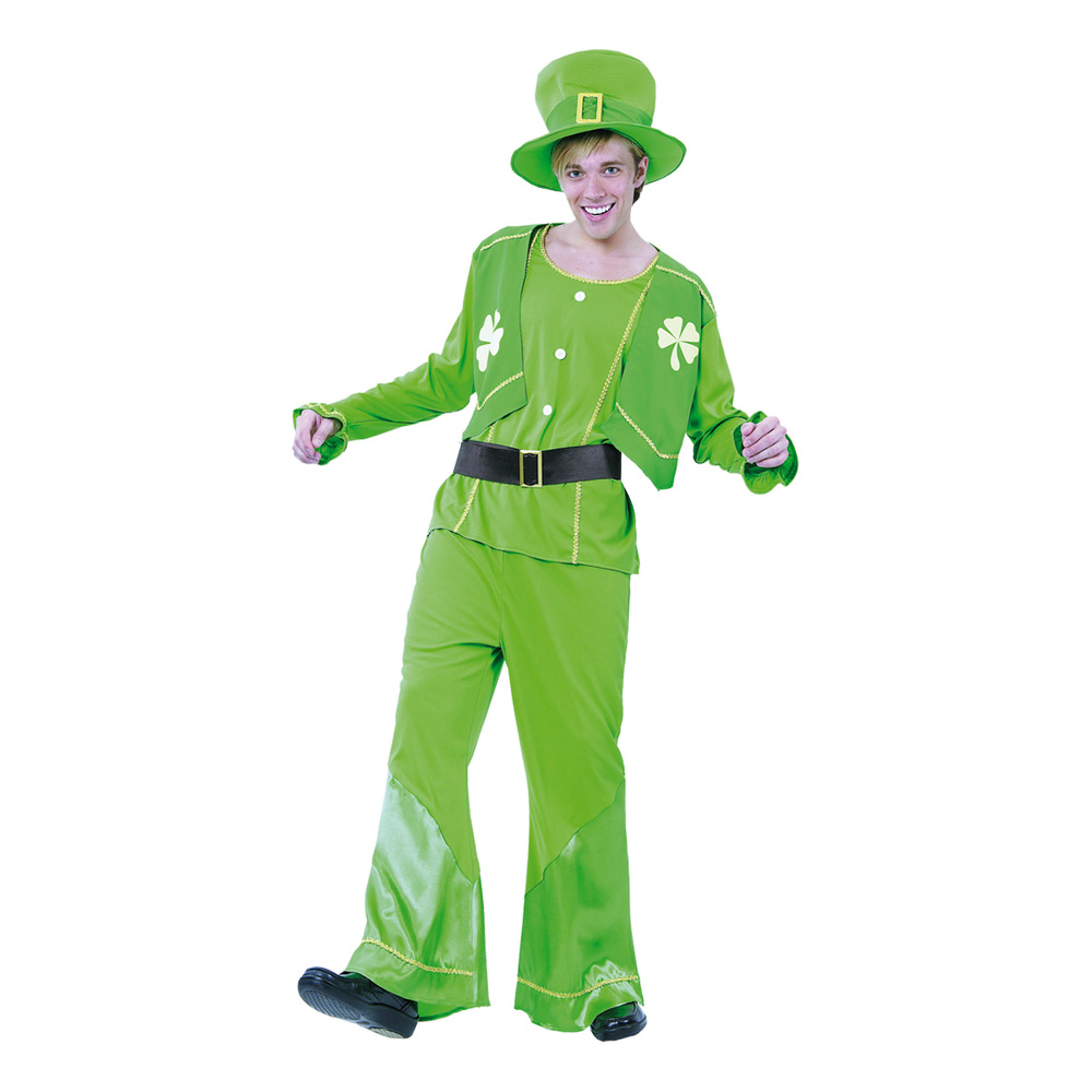 St. Patricks Maskeraddräkt - One size