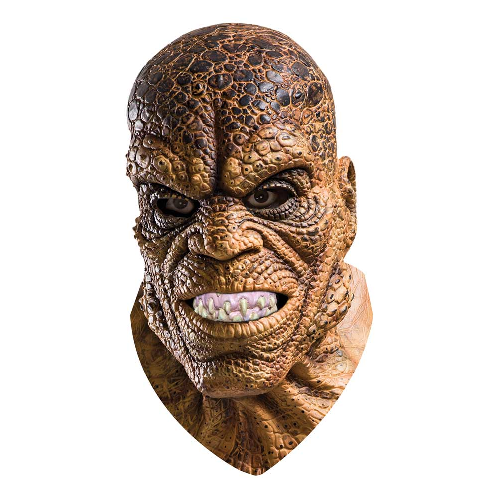 Suicide Squad Killer Croc Mask - One size