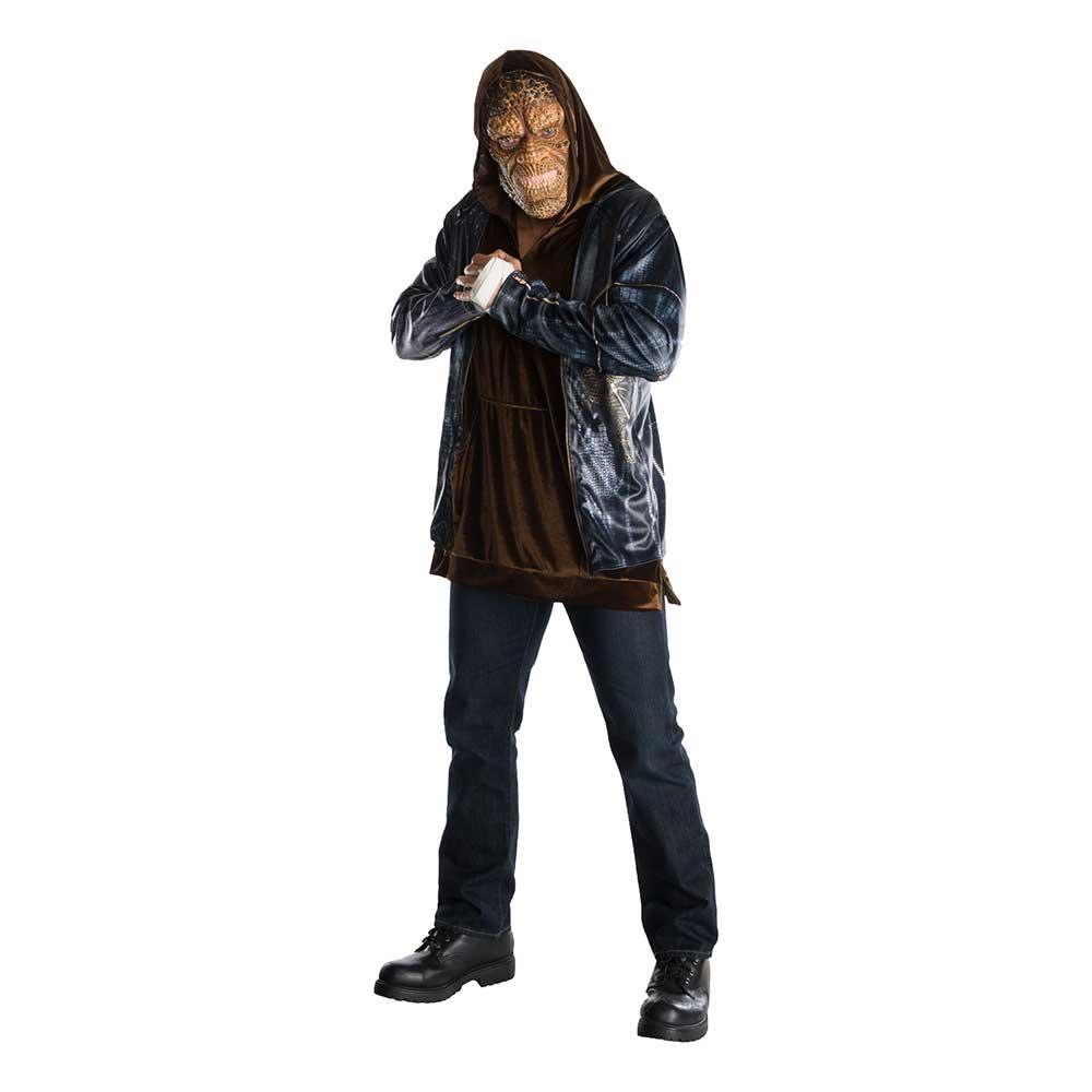 Maskeradkläder Vuxna - Suicide Squad Killer Croc  - Standard