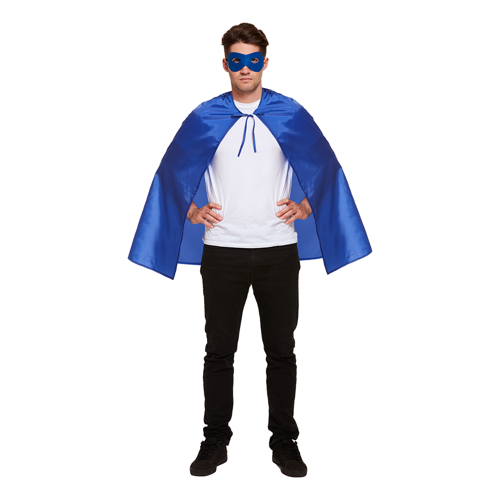 Superhjälte Kit Blå