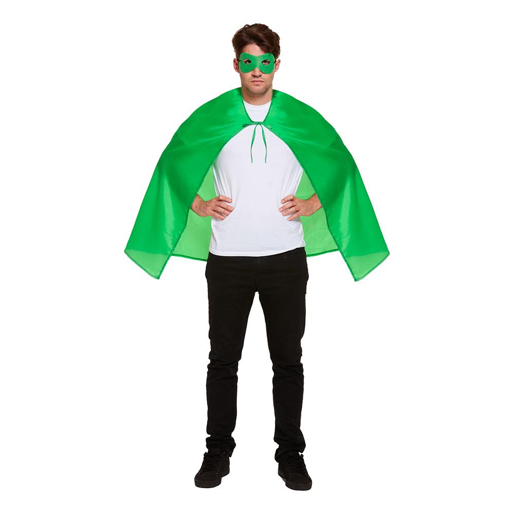 Superhjälte Kit Grön