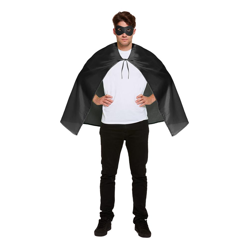 Superhjälte Kit Svart