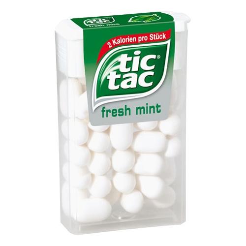 Tic Tac Mint - 1-pack