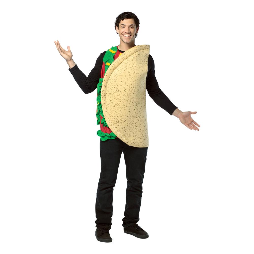 Taco Maskeraddräkt - One size