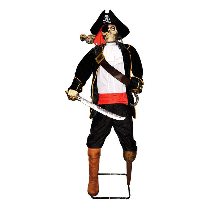 Ljudaktiverad Pirat med Papegoja Prop thumbnail