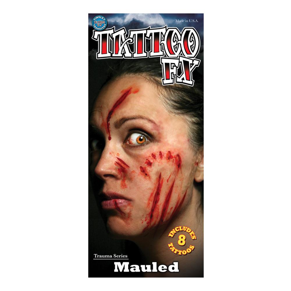 Tattoo FX Mauled
