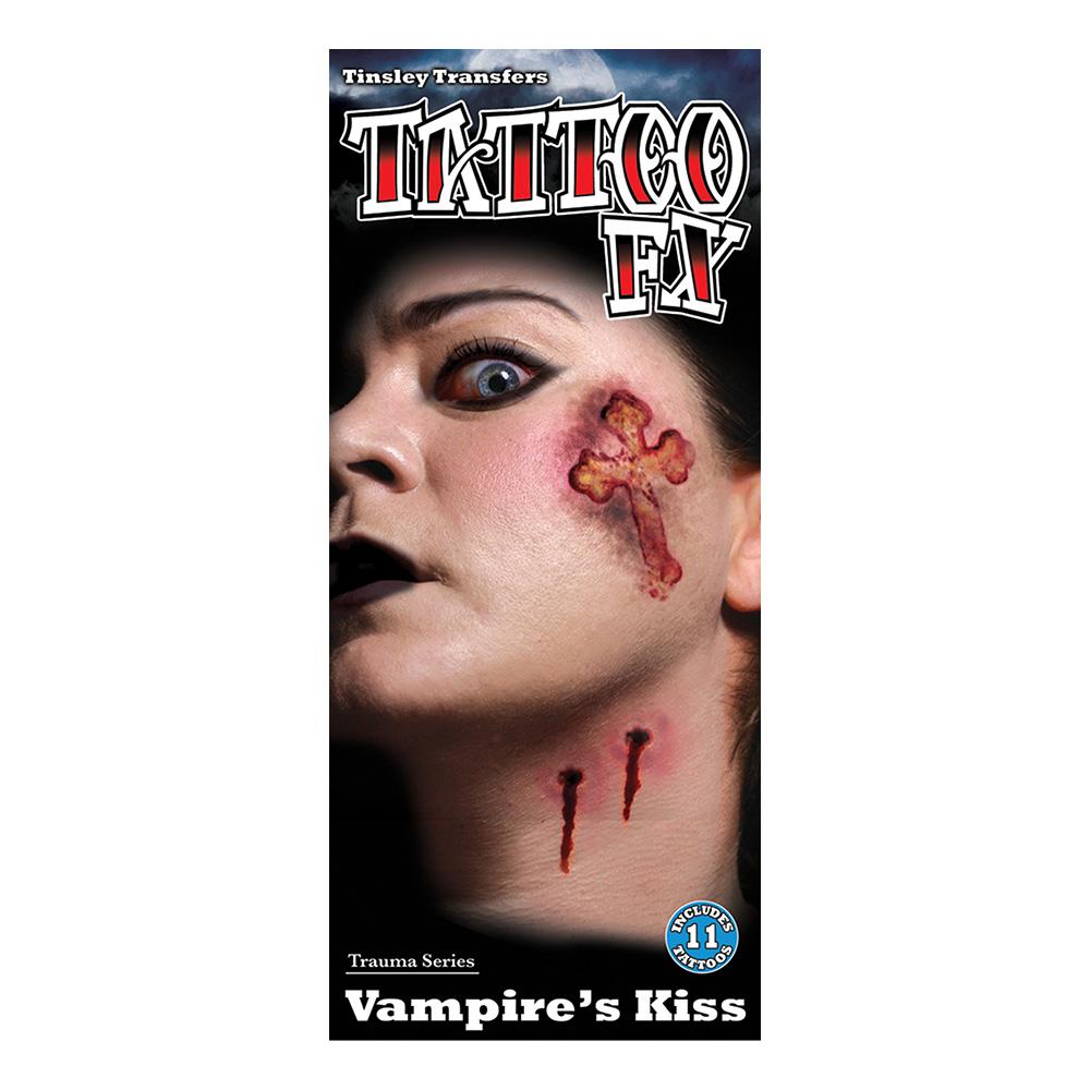 Tatueringar Vampyrkyss - 5-pack – Letar du efter produkter gällande  Tatueringar för fest   maskerad  Besök oss idag f8f35351f2392