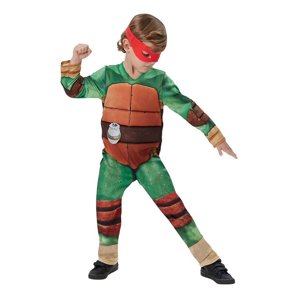 Teenage Mutant Ninja Turtle Barn Maskeraddräkt - Medium