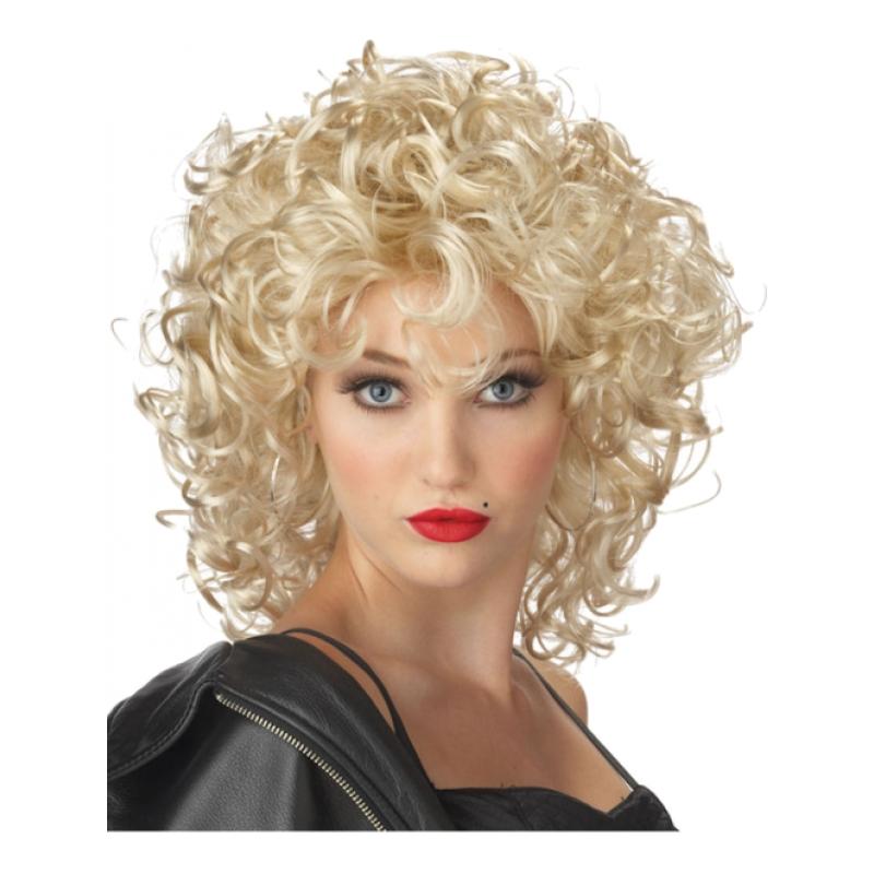 80-tals Madonna Blond Peruk - One size