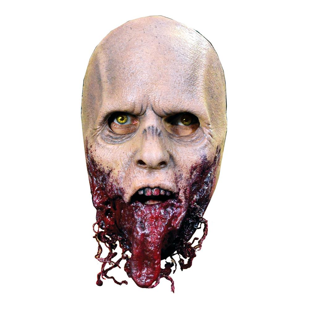 The Walking Dead Käklös Zombie Mask - One size