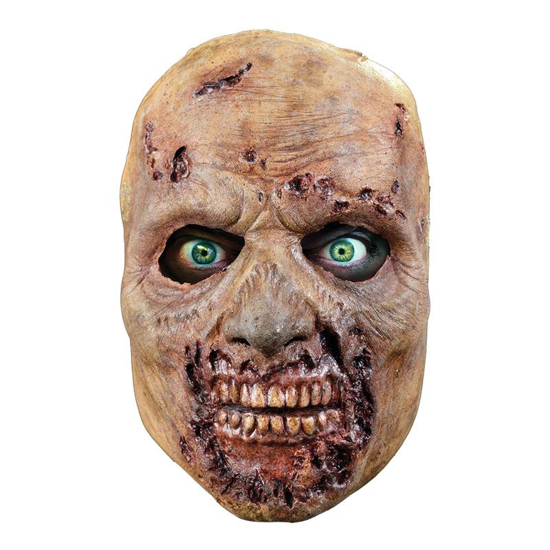The Walking Dead Rutten Zombie Mask - One size