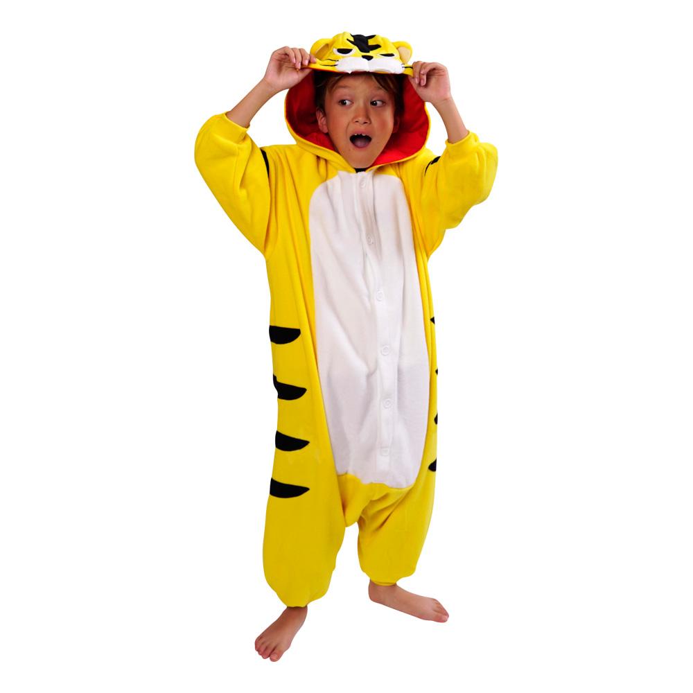 Tiger Barn Kigurumi - Medium