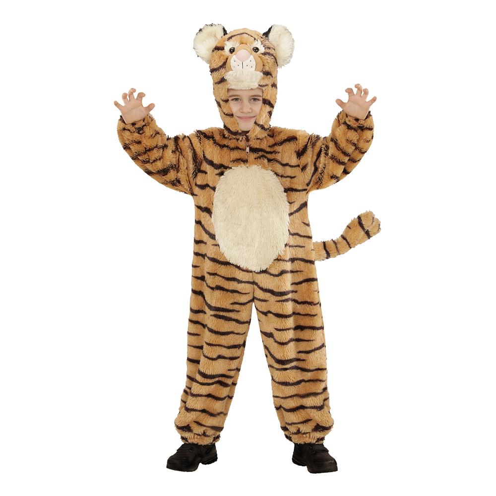 Tiger Söt Barn Maskeraddräkt - Small